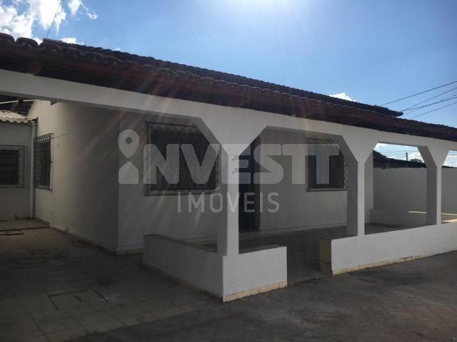 Casa para alugar com 3 dormitórios em Setor leste universitário, Goiânia cod:621131
