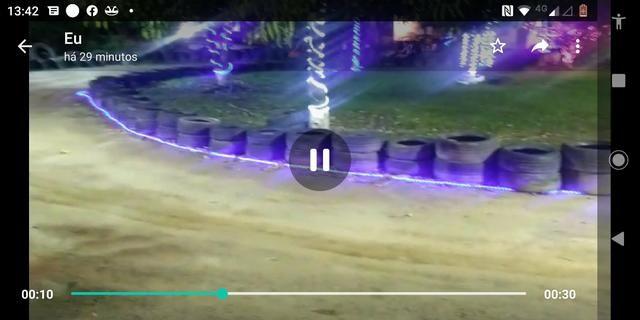 Vendo pista com 3 mini buggy caioba - Foto 6