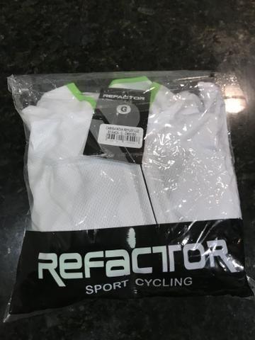 Camisa para ciclismo Reflex luz - Foto 3