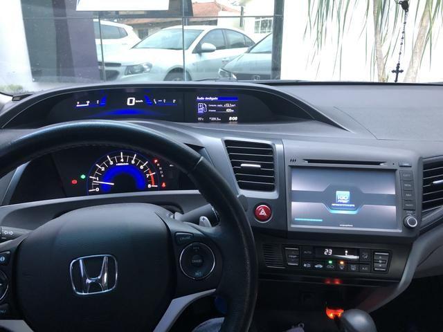 Vendo ou troco Civic Lxr 2015 - Foto 6