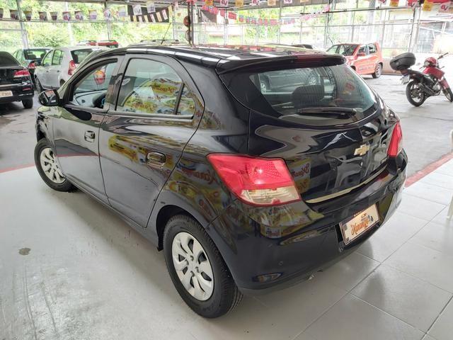 Ônix LT 1.0 Flex 2013 Completo Entr 7.500 - Foto 5