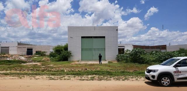 Galpão/depósito/armazém para alugar em Vila eulália, Petrolina cod:642