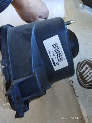 Para-choque mais faróis originais Fiat Uno Fiorino 2004 a 2013 - Foto 2