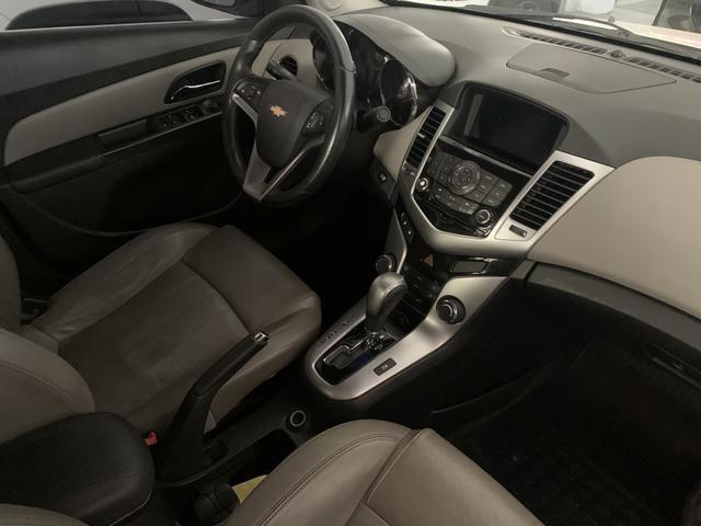 GM Chevrolet Cruze 1.8 flex LTZ Aut 2012 completo - Foto 2