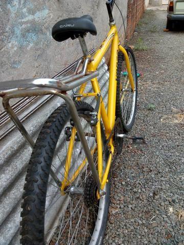 Vendo bike aro 26, ou troco - Foto 3
