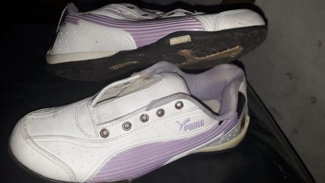 Vendo tênis da puma em ótimo estado ! - Foto 4