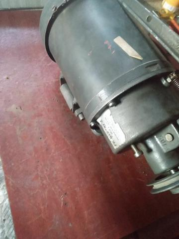 Motor de máquina de costura industrial - Foto 3