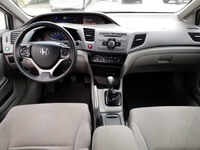 HONDA CIVIC 2012/2012 1.8 LXS 16V FLEX 4P MANUAL - Foto 10