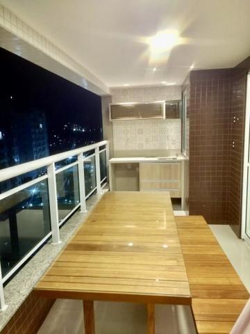 Vendo Ap. Condomínio La Place, 9 andar, Torre Lilac, 112m, 3 suítes, Varanda Gourmet - Foto 2