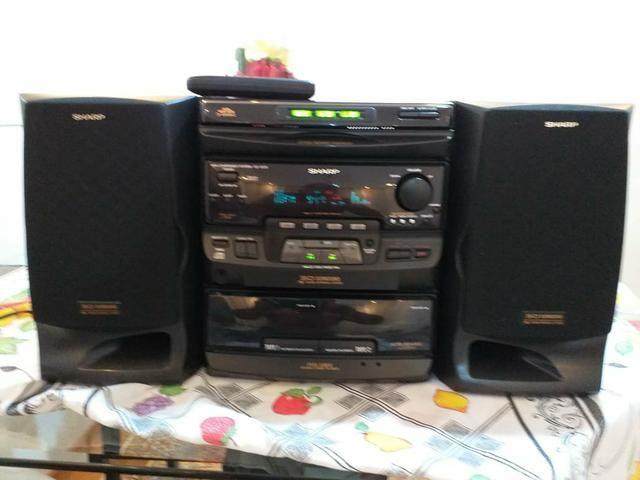 Minisystem Sharp CD-C570