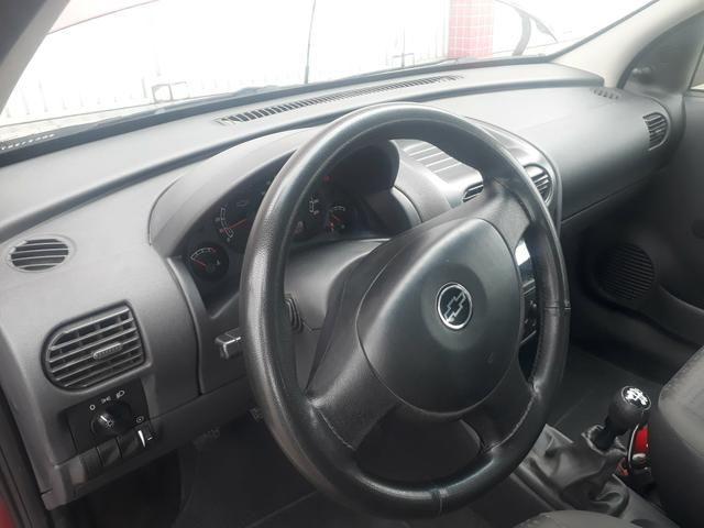 Vendo corsa 1.4 Max um carro novo coisa EXTRA - Foto 7