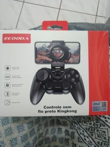 Controle para jogos de celular