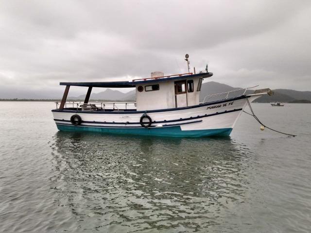 Barco para Passeio ou Pesca Esportiva
