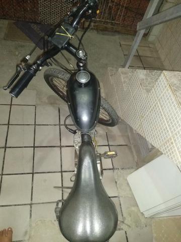 V/t bicicleta motorizada - Foto 3