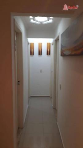Apartamento com 3 dormitórios à venda, 79 m² - Vila Rosália - Guarulhos/SP - Foto 9