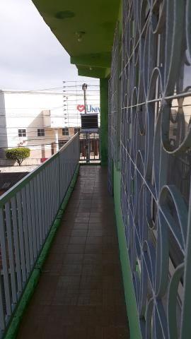 Casa 2/4 com cobertura  3°andar no Tancredo  Neves