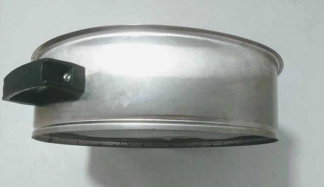 Peneira em aço inox - Foto 6