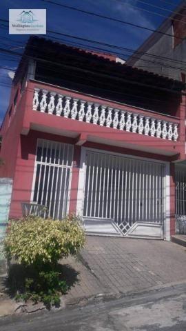 Sobrado com 2 dormitórios à venda, 220 m² por R$ 350.000 - Jardim São Manoel - Guarulhos/S