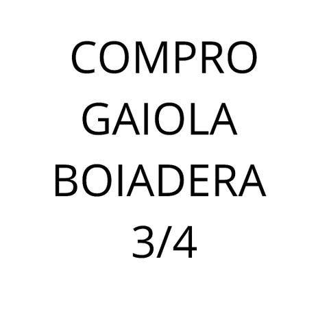 Gaiola Boiadeiro 3/4