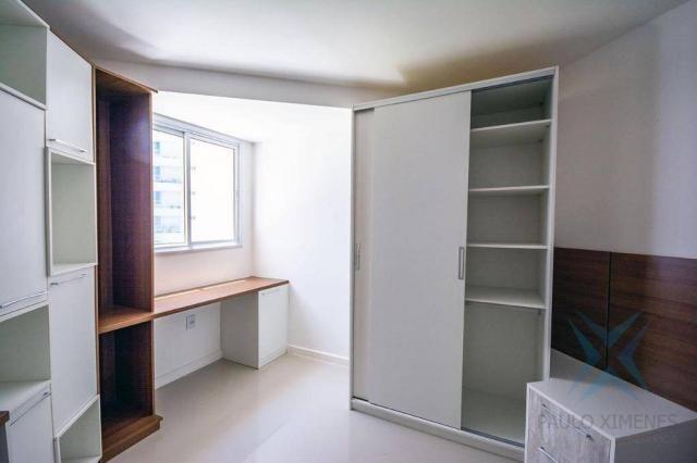 Living Resort com 3 dormitórios para locação ou venda, 116 m² por R$ 935.000 - Manoel Dias - Foto 9