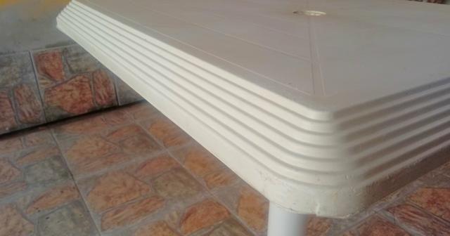 Mesa em plástico - Foto 4