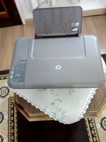 Impressora multifuncional e copiadora, hp