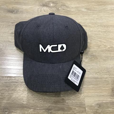 Boné Mcd aba curva