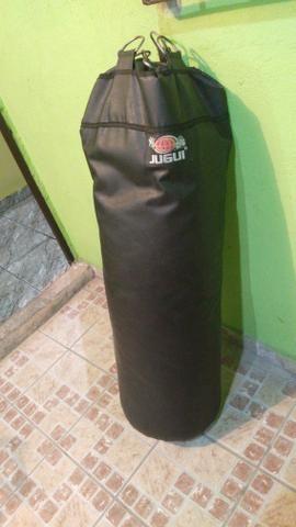 Saco de box com o Suporte para pendurar!!! - Foto 3