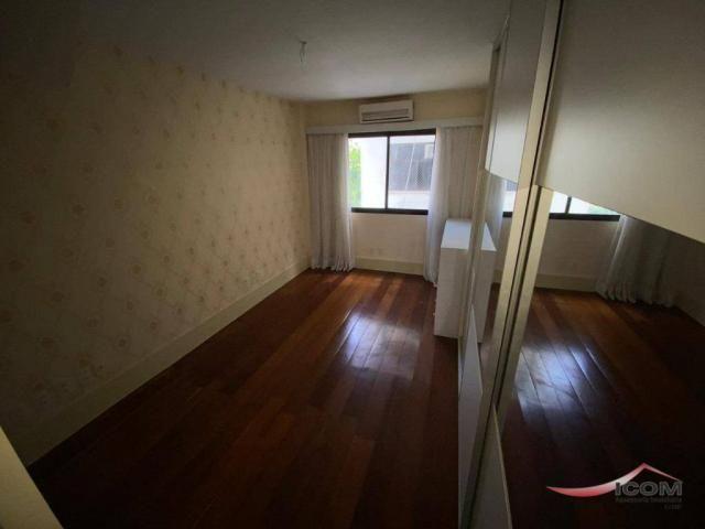 Apartamento com 3 dormitórios para alugar, 116 m² por R$ 2.900,00/mês - Botafogo - Rio de  - Foto 15