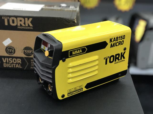 Inversor de Solda 150 Amperes Super Tork - Foto 2