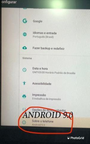 Tv box 5g Wi-Fi Android 9.0 4/32gb memória - Foto 6