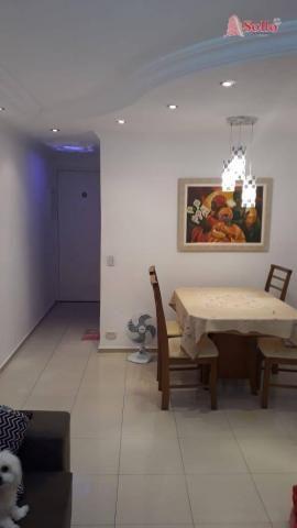 Apartamento com 3 dormitórios à venda, 79 m² - Vila Rosália - Guarulhos/SP - Foto 4