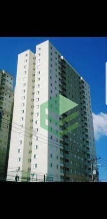 Apartamento com 2 dormitórios à venda, 46 m² por R$ 285.000,00 - Ferrazópolis - São Bernar - Foto 12