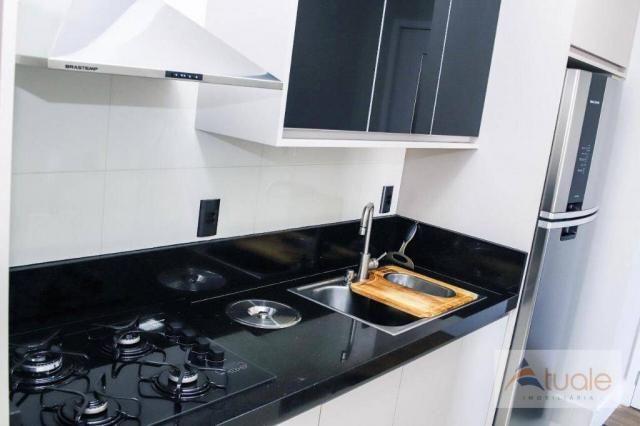 Apartamento com 2 dormitórios para alugar, 69 m² por R$ 2.400,00/mês - Jardim Chapadão - C - Foto 18