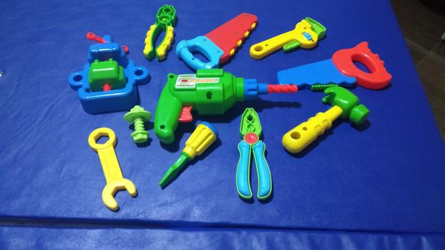 Conjunto de ferramentas novinhas - Foto 4