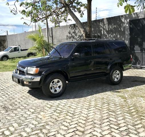 Toyota Hilux SW4 3.0T 4x4, Ano: 2001, Diesel, Completíssima TOP!!! (Muito Nova!!!) - Foto 4