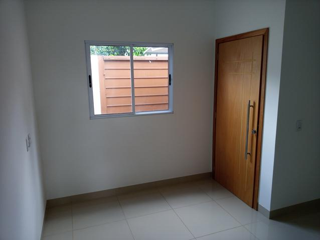 Casa nova 3 quartos sendo 1 suíte, porcelanato, prox a avenida t-63, financia - Foto 2