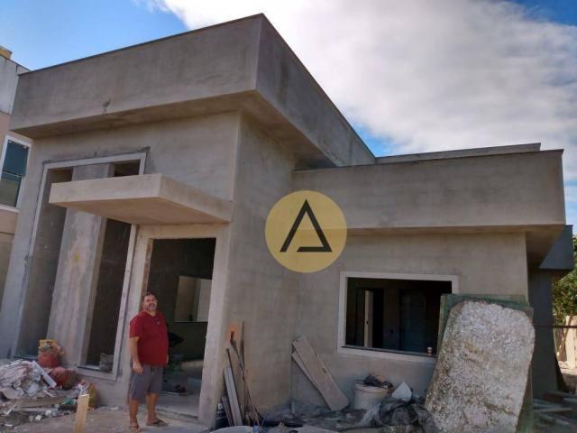 Casa com 3 dormitórios à venda, 110 m² por R$ 500.000 - Bela Vista - Rio das Ostras/RJ - Foto 6