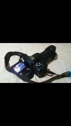 Canon t3i + lente 18-135 - Foto 3