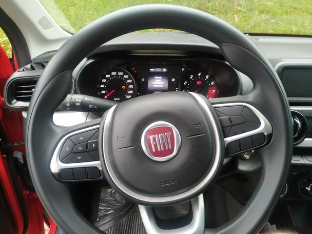 Fiat Argo vermelho 2020  - Foto 5