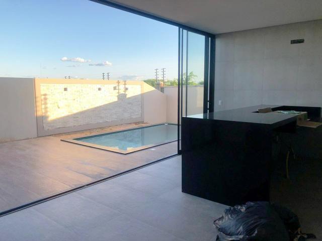 Casa no Condomínio Alphaville #suítes // área gourmet com piscina - Foto 3