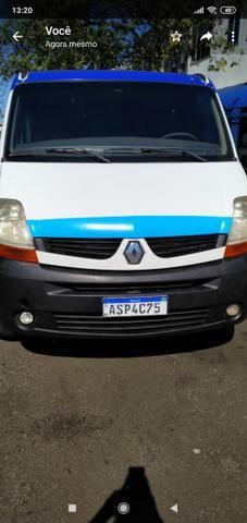 Van Renault Master Furgão curto Diesel 2010