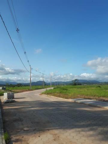 Terreno Plano Tijucas Nova Descoberta 450m2 Documentação ok - Foto 7
