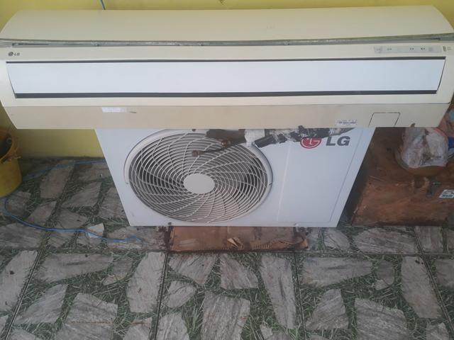 Ar condicionado LG 18bts