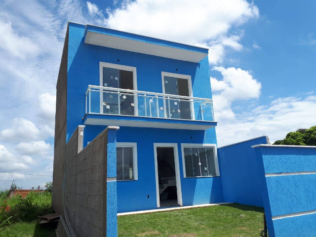 Linda Casa Duplex R$ 200.000-Itaboraí