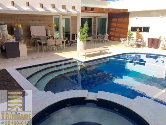Vendo casa No Condomínio Interlagos ,casa No Olho D Agua , 4 Suites , Moveis Projetado - Foto 3