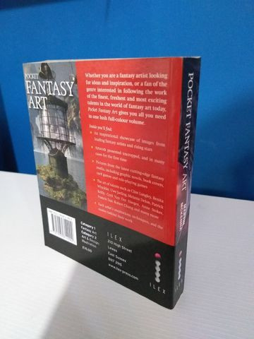 Livro Pocket Fantasy Art - Foto 5