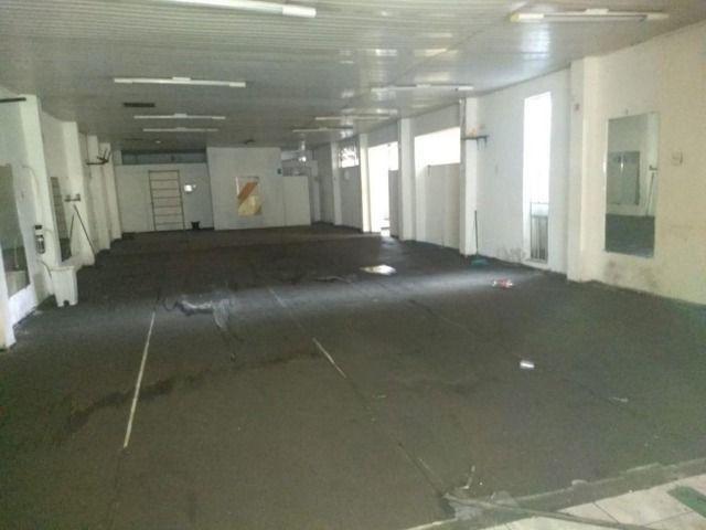 Salão comercial para locação no Centro de Mogi das Cruzes 374 m²