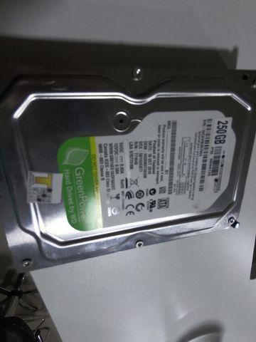 HD interno 250gb