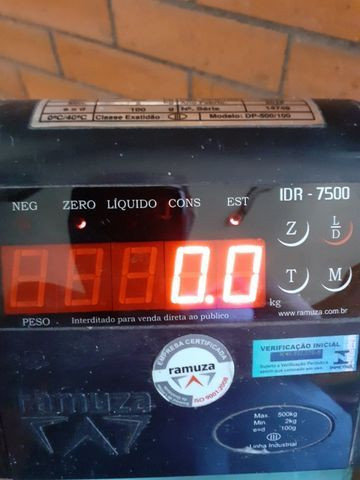 Balanca ramuza 500kg - Foto 4